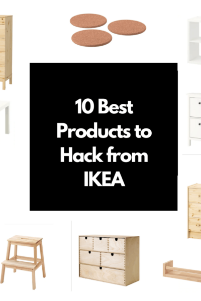 10 Best Products to Hack from IKEA