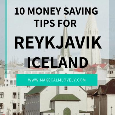10 Reykjavik Money Saving Tips