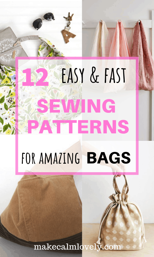 Easy fast sewing patterns