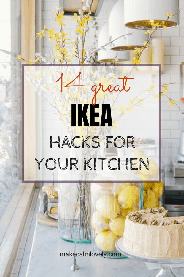 14 great IKEA hacks for your kitchen