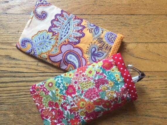 Easy Glasses Case Sewing DIY Tutorial