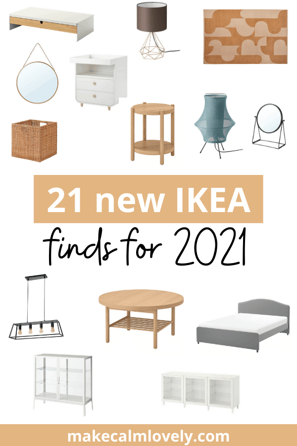 21 Best New IKEA Finds for 2021!