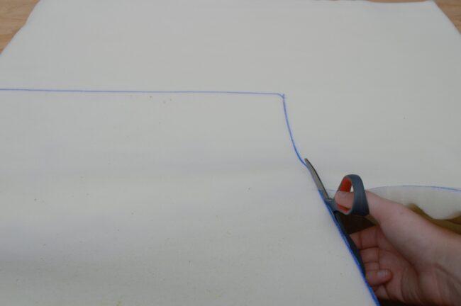 DIY Upholstered Headboard. Step by step easy & fast DIY tutorial