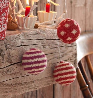 18 Lovely & Easy things to Knit & Crochet for Christmas