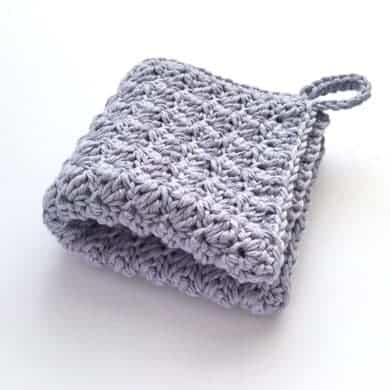 10 Pretty Washcloths to Crochet