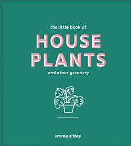 Book about house plants.