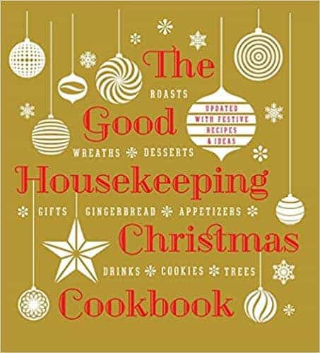 Best Christmas cookbooks from Amazon