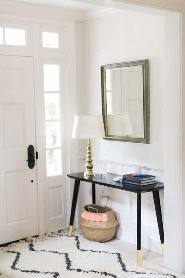 IKEA Entry table hack