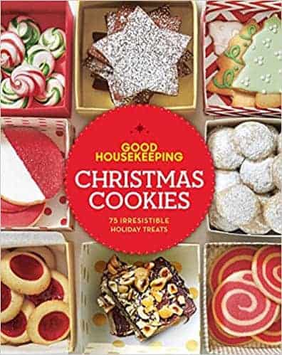 Good Housekeeping Christmas Cookies. Best Christmas cook books from Amazon. #Christmas #Holidays #cookbooks #cookerybooks #recipes
