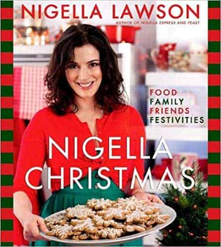 Nigella Christmas. Best Christmas cookery books from Amazon. #cookbooks #cookerybooks #Christmas #Holidays #recipes