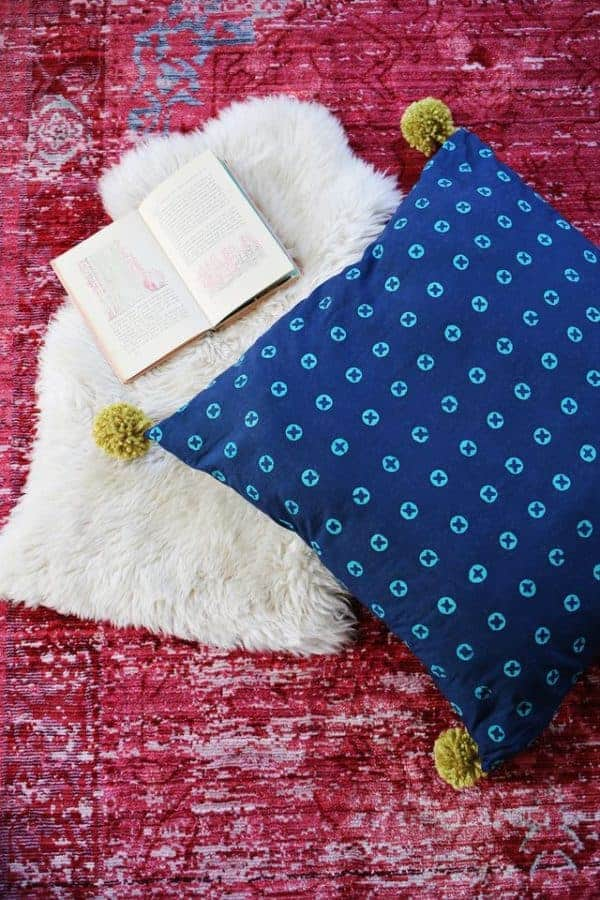 Sewing Projects for your Home that are Fast & Easy