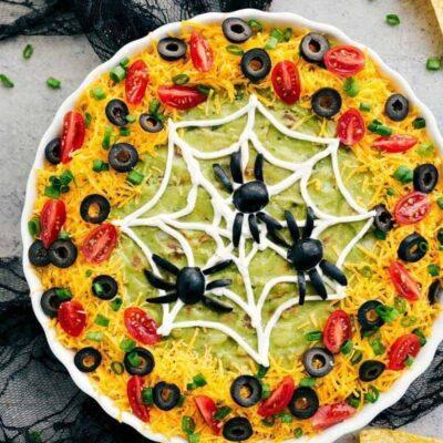 20 Fun & Easy Halloween Appetizers & Snacks