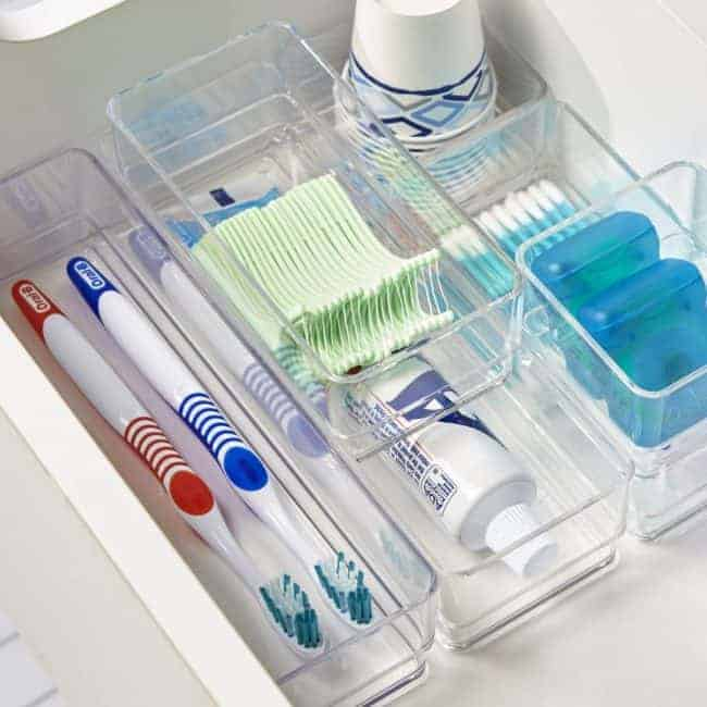 Quick and easy organizing tips