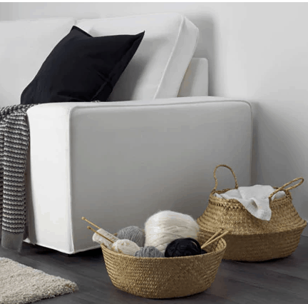 IKEA home storage items