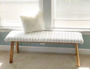 IKEA Upholstered Bench Hack