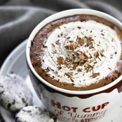 30 of the yummiest hot chocolate recipes