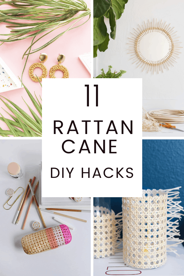 Rattan Cane DIY Projects