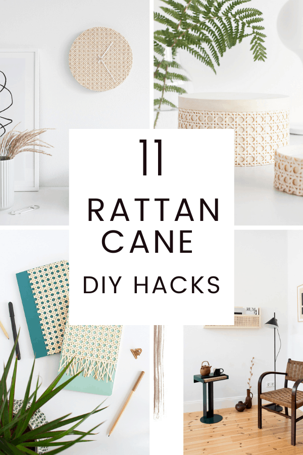 Rattan Cane DIY Craft Projects