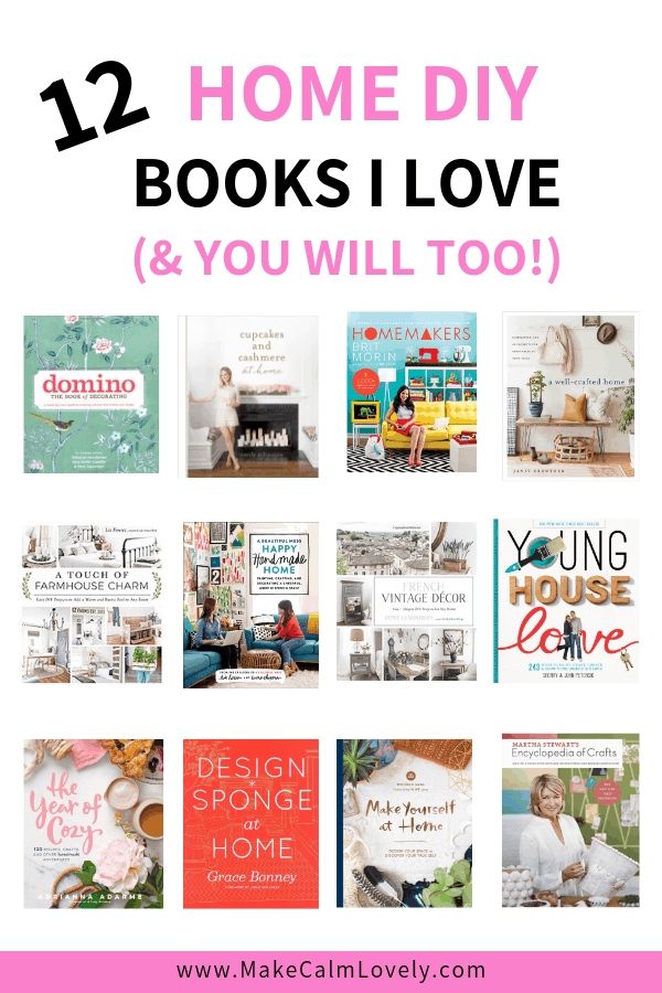 DIY home books