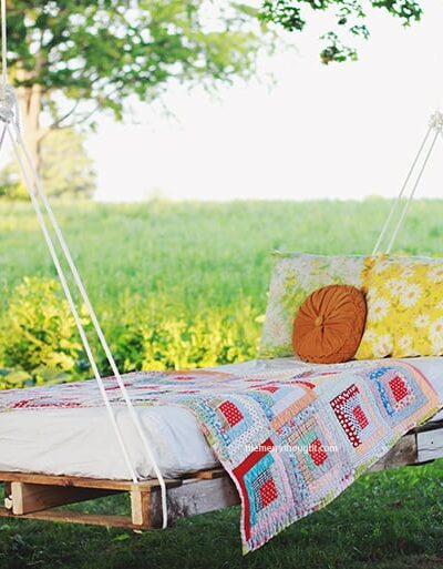 DIY Furniture ideas using Wood Pallets