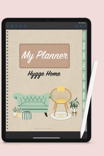 Digital planner