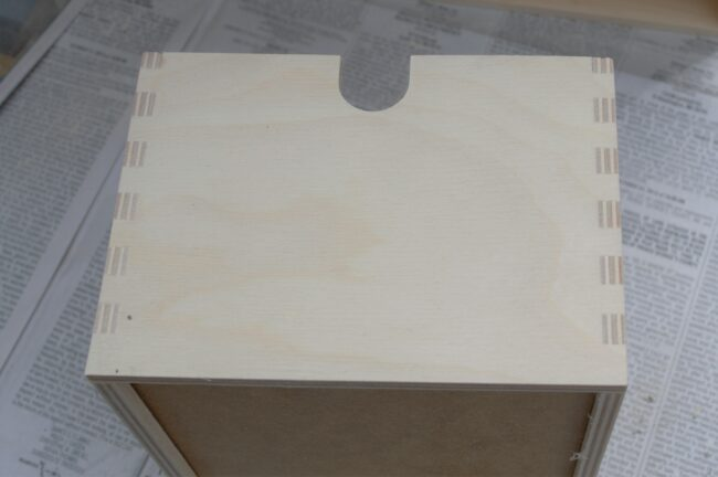 DIY IKEA Hack Moppe Apothecary Storage Chest #IKEA #DIY #Apothecary #IKEAHacks