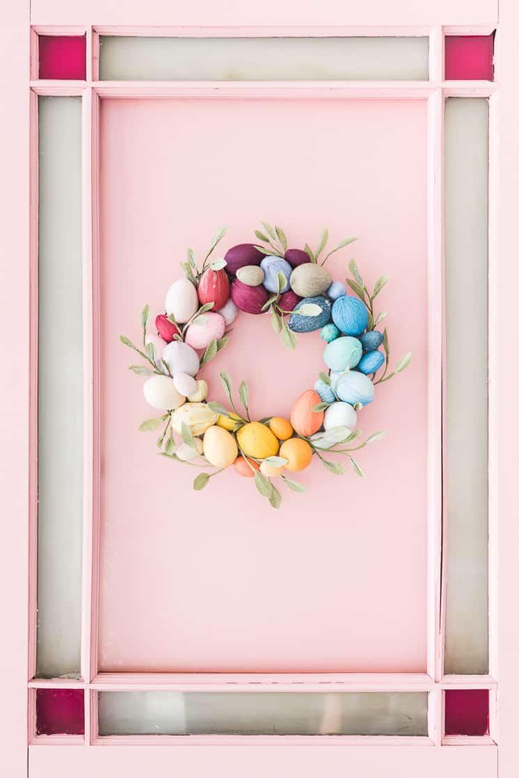 Modern DIY Easter Decor Ideas