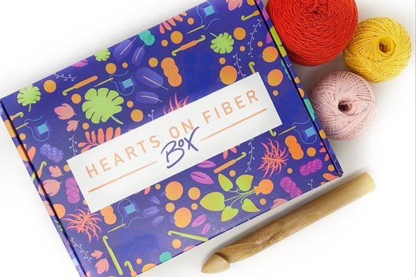 Fiber subscription box