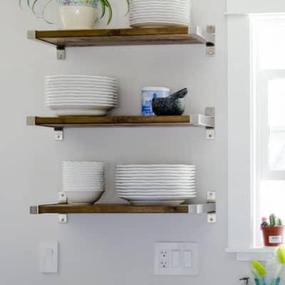 17 IKEA Shelf Hacks & Ideas
