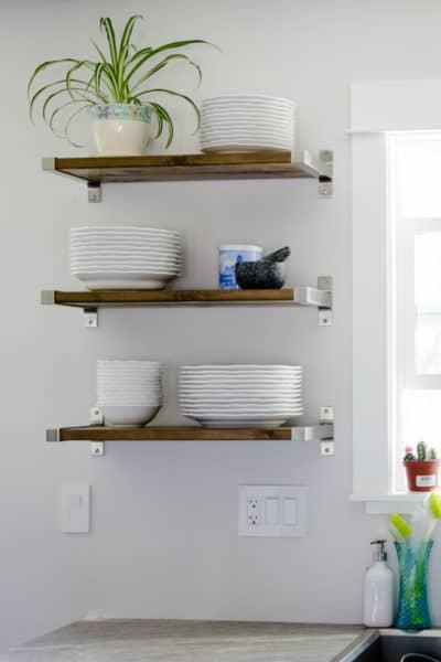 IKEA hacks shelves