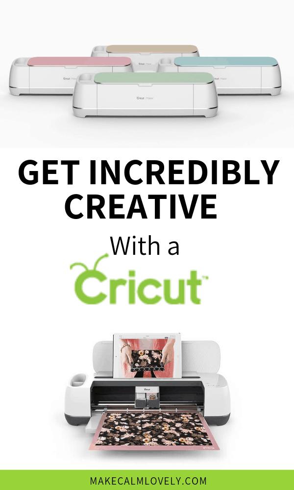 Cricut cutting machine