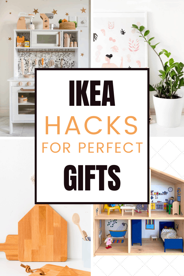 IKEA hacks that make perfect gifts