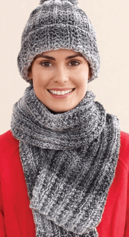 16 Free Knitting Patterns for Great Winter Knitting Projects #Knitting #Free Knitting Patterns #Knitting Patterns #knit #winter