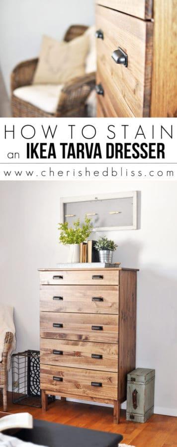 IKEA farmhouse hack