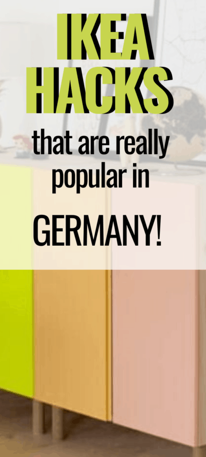 IKEA Hacks that are really popular in Germany!