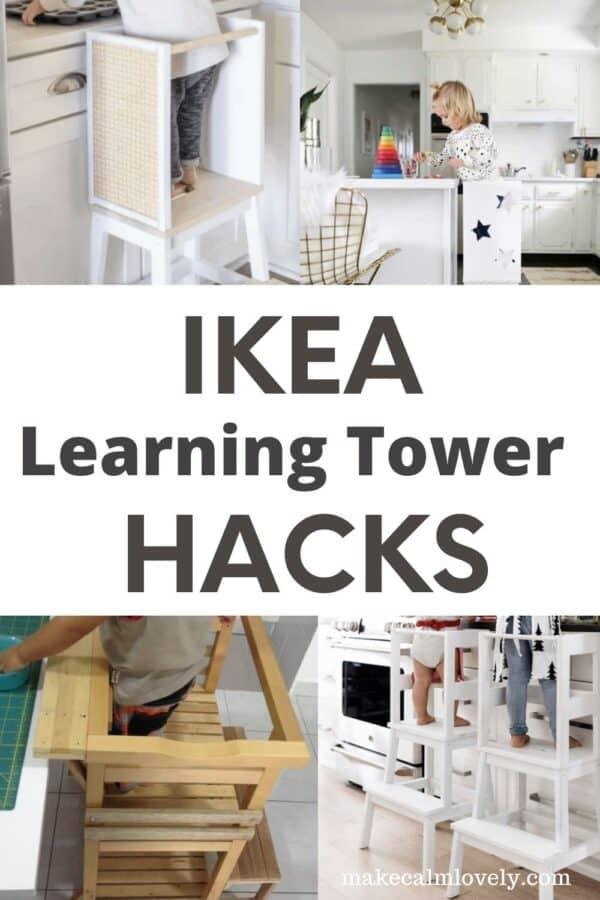 Pin on IKEA learning tower hacks.