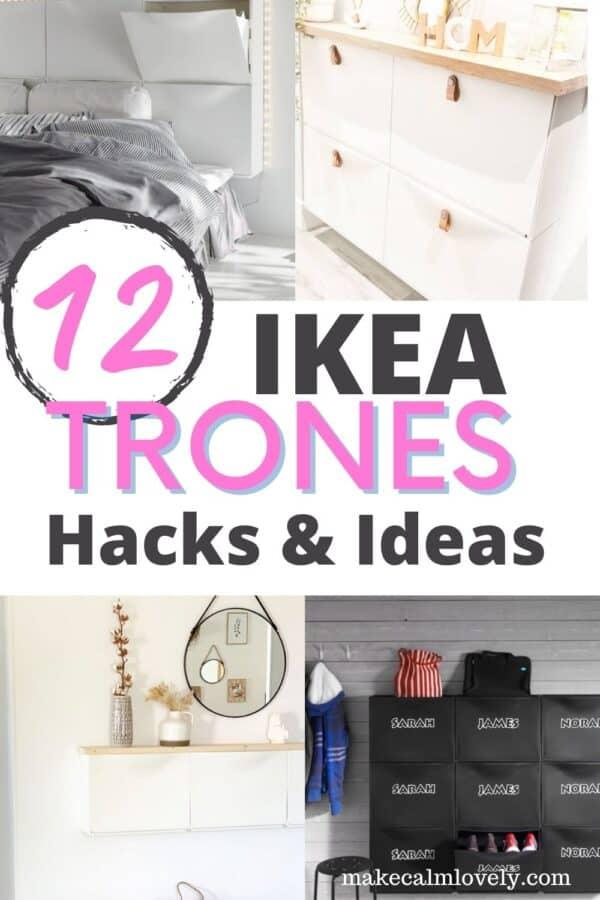 IKEA Trones hacks and ideas.