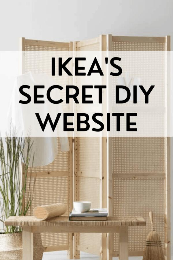 IKEA's Secret DIY Website