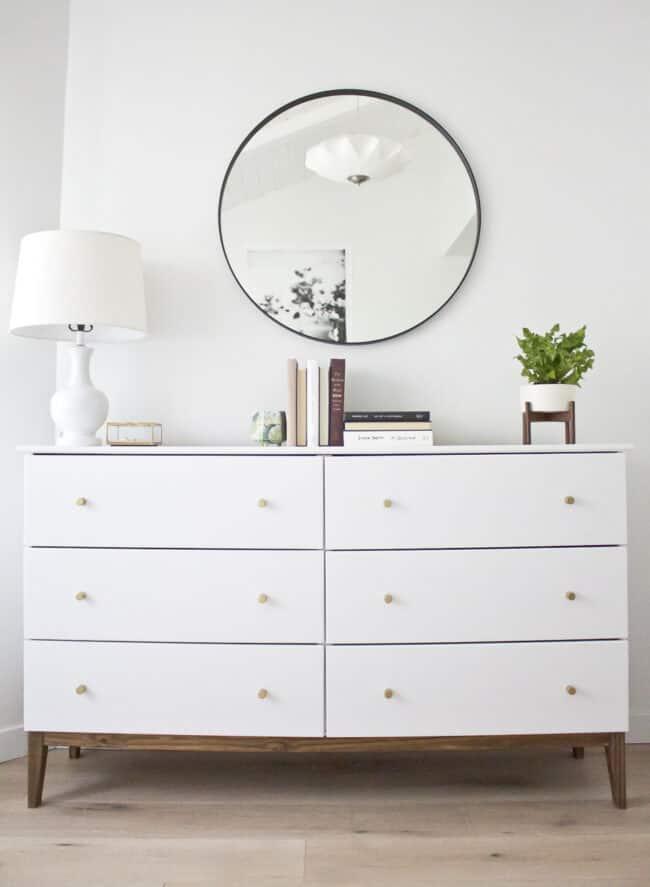 West Elm Inspired Dresser