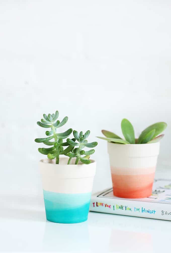 9 Dip Dye DIY Projects
