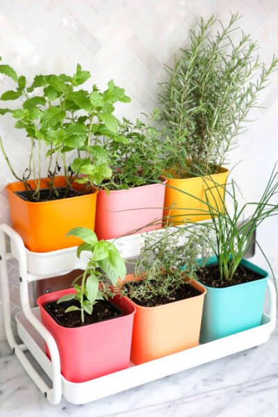 22 Perfect and pretty IKEA hacks for all your plants, inside and out.