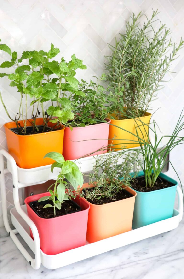 22 Perfect IKEA Hacks for your Plants