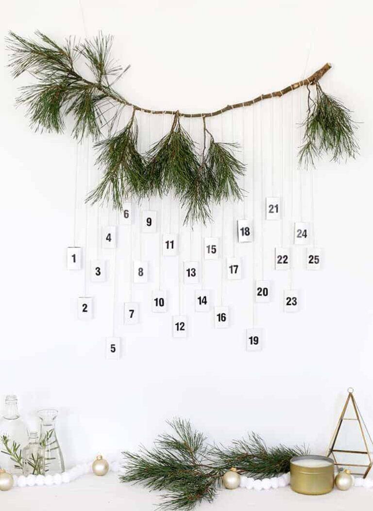 19 Holiday Advent Calendars to DIY