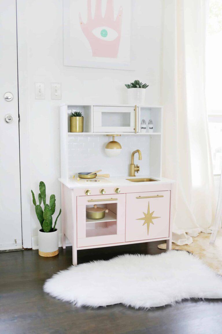 IKEA Duktig Play Kitchen Hacks