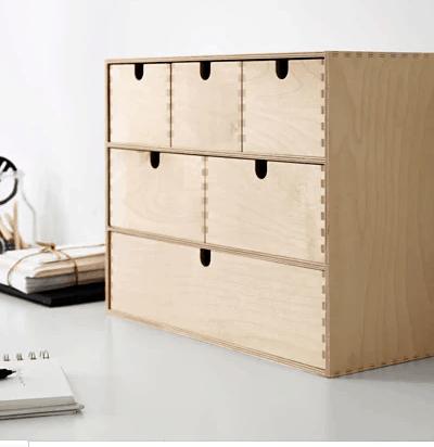 Storage at IKEA