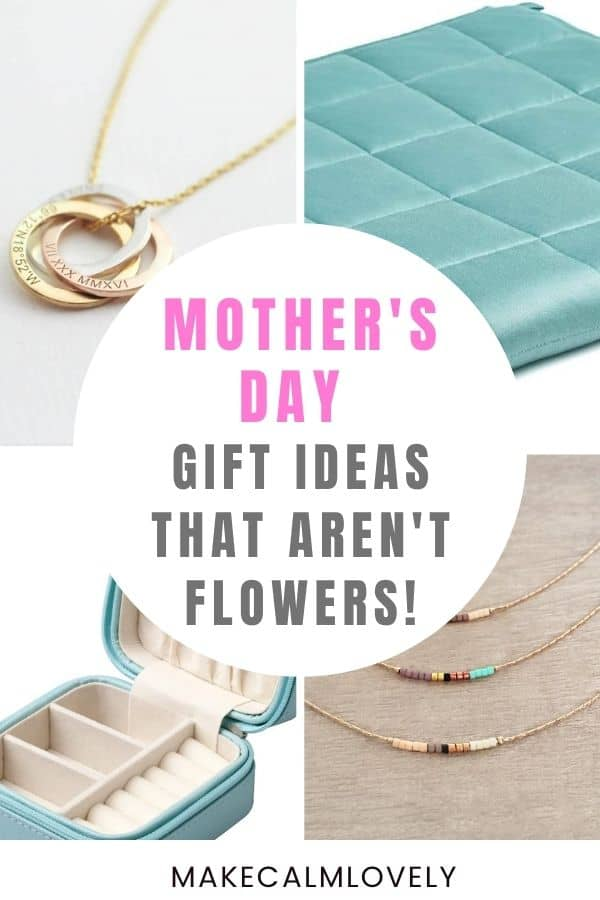 Selection of Mother's Day gifts