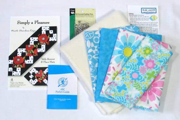 Patchwork subscription box