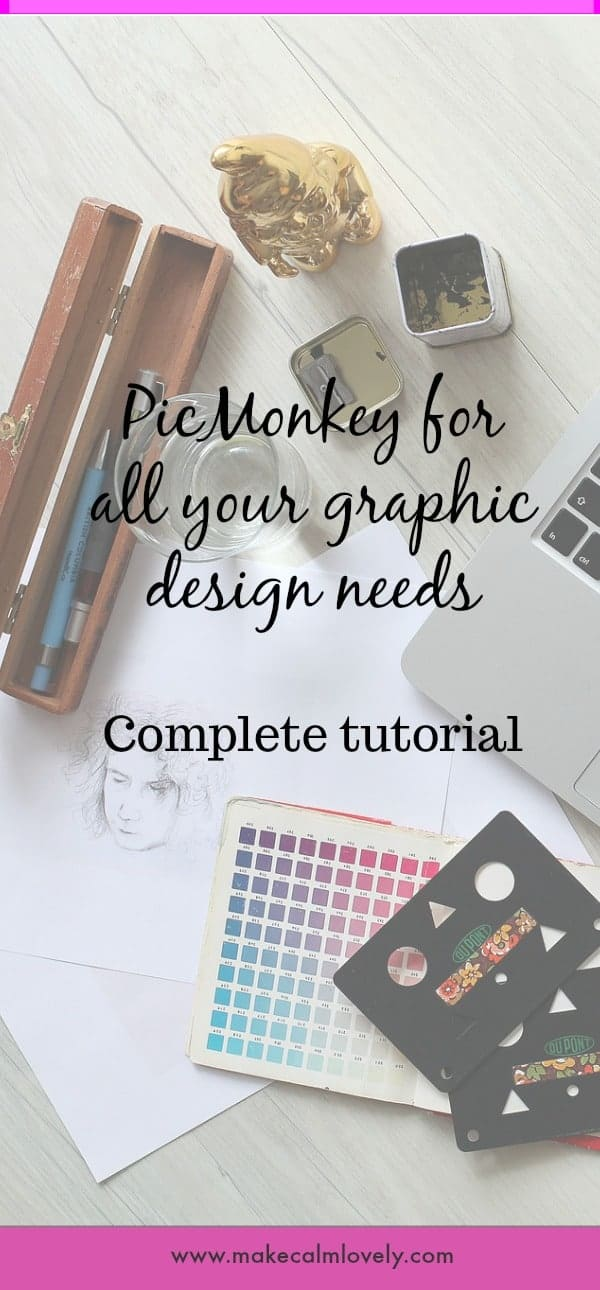 PicMonkey for all your graphic design needs, part one