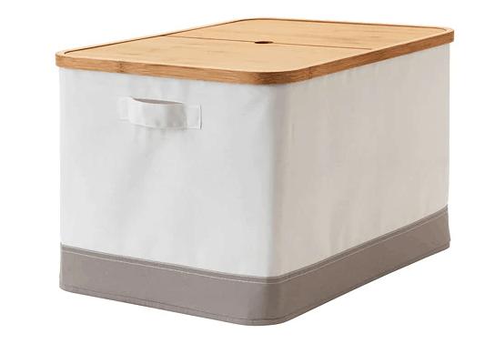 storage items from IKEA