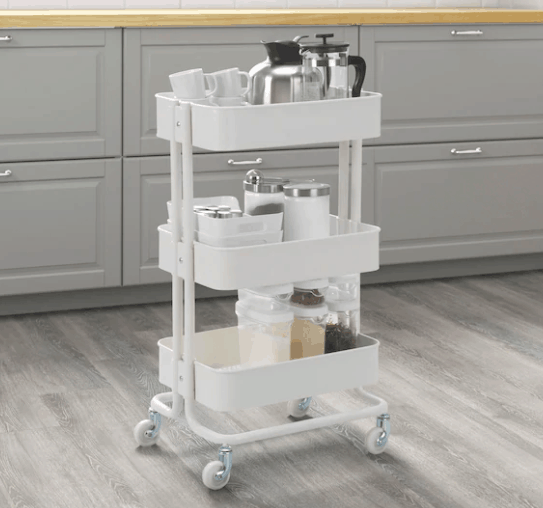 11 IKEA Items Professional Organizers use & Recommend